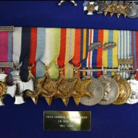 An Important and Historical Medal Group to Rear Admiral Robert Love Alexander CB DSO DSC  hammer £5800